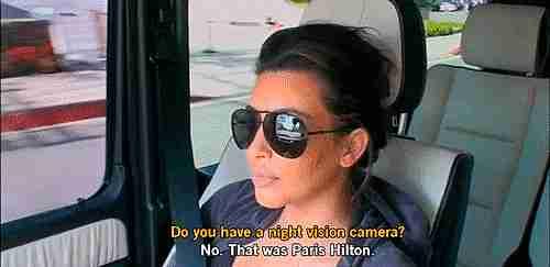 kardashian hilton