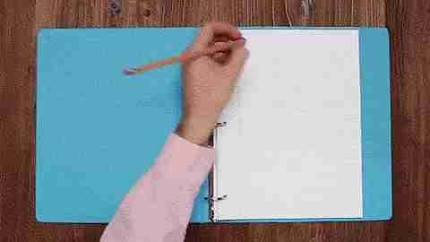 cuadernos con resortes de espiral