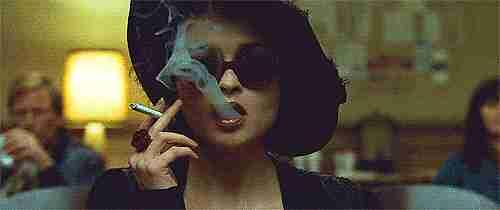 Helena Bonham Carter el club de la lucha