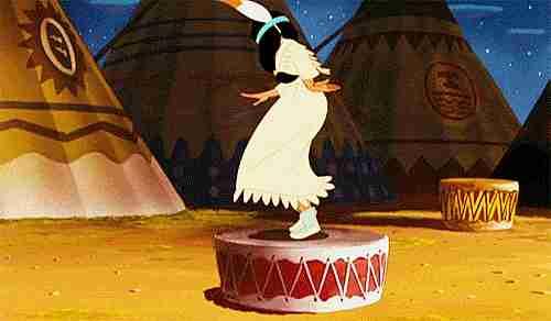 gif india danzando