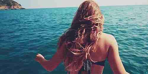 natación gif