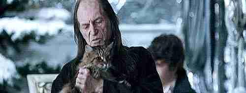 Sr Filch y Sra Norris