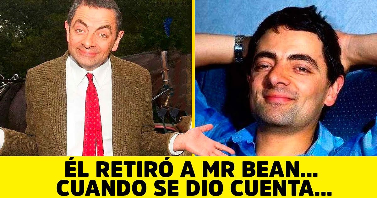 21 Datos Curiosos Que No Conocías Sobre Rowan Atkinson El Actor De Mr Bean Increible