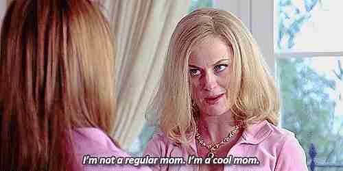 No soy una madre regular. Soy una genial