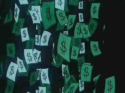 gif lluvia de dinero