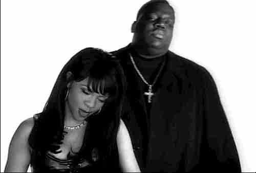Lil Kim y Notorious Big