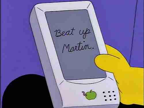 Predicciones de los Simpson