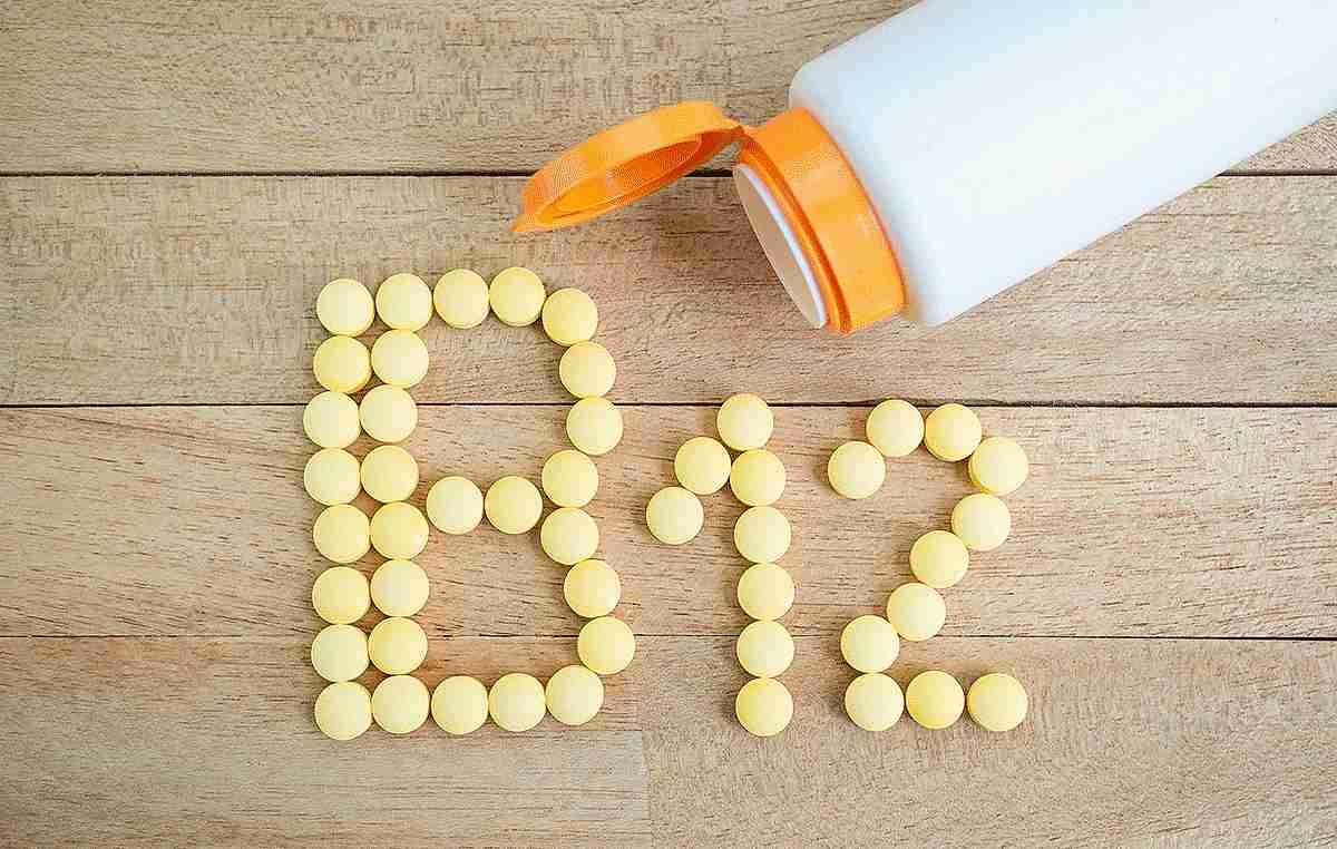 Deficiencia de vitamina B-12
