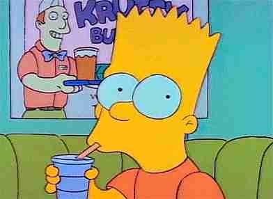 Bart gif