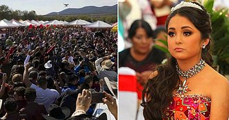 La Multitudinaria Fiesta de Rubí Termina en Tragedia