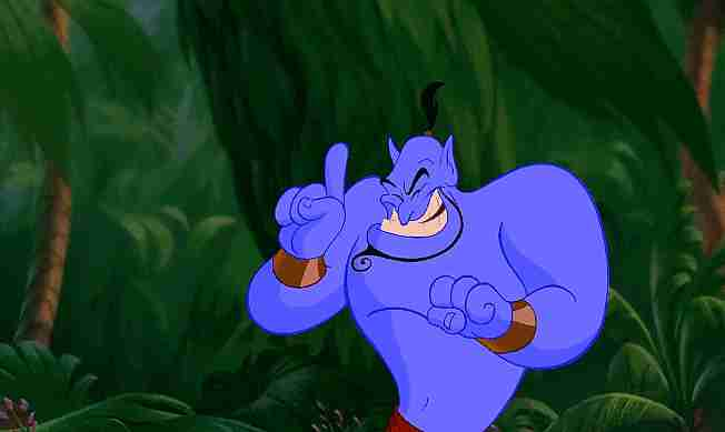 Genio de Aladin