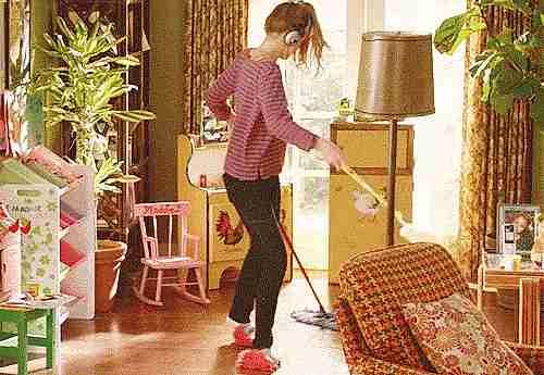 limpiar compulsivamente