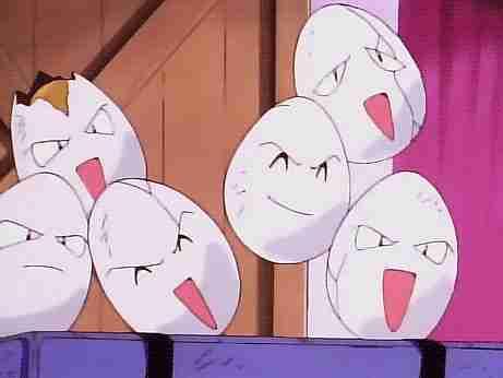gif huevos saltarines