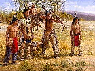 Tribu nativoamericana