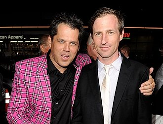 Johnny Knoxville y Spike Jonze