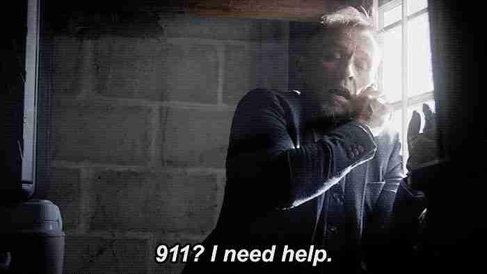 911?. necesito ayuda