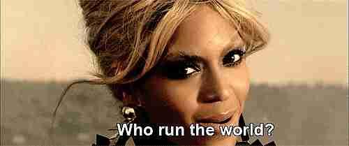 ¿Quienes dominan el mundo? Las Chicas!