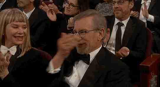 gif Steven Spielberg