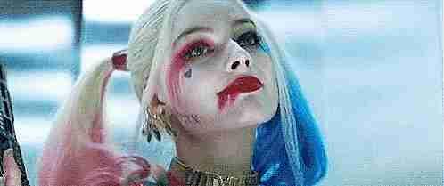 Harley Quinn gif
