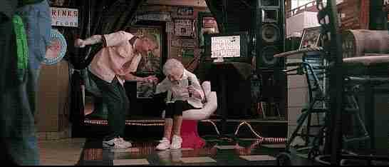 Macklemore y su abuela