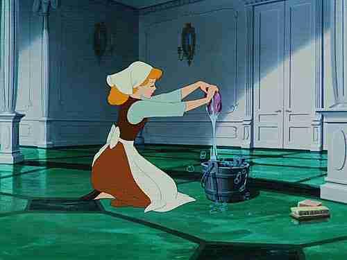 Usar cloro para limpiar