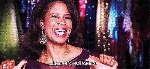 """""""Soy una madre orgullosa"""""""
