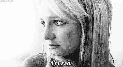 Estoy triste