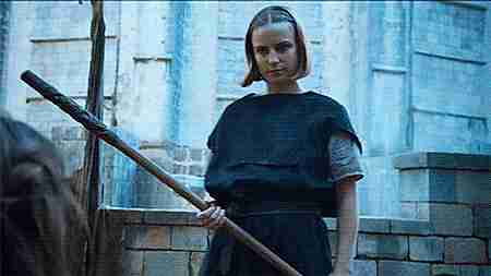 Arya Stark y la waif
