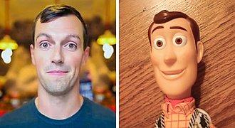 Personas que parecen personajes de película