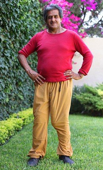 El hombre con el pene más largo del mundo