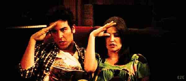Ted y Robin