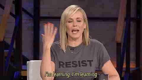 Estoy aprendiendo, estoy aprendiendo