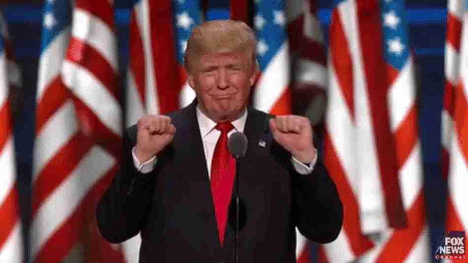 Trump gif