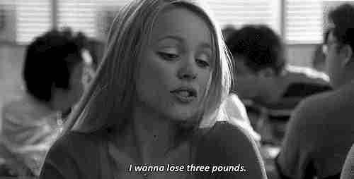 Quiero perder 3 libras