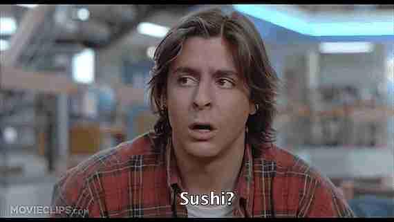 sushi gif