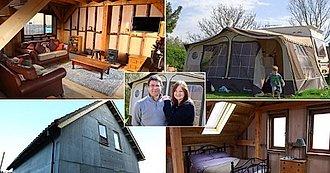 familia británica transforma su casa