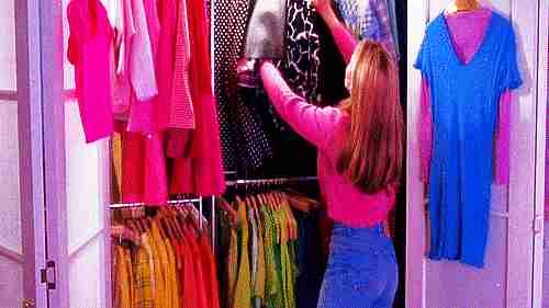closet de mujer