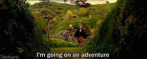 Me voy a una aventura