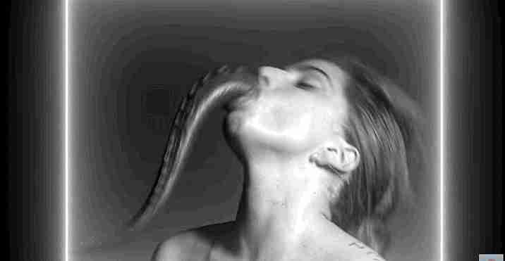 lady gaga tragando pulpo