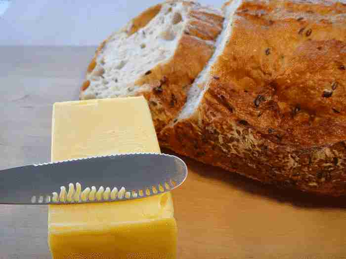Cuchillo mantequillero
