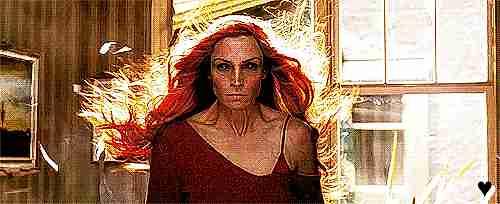 mujer enfadada gif