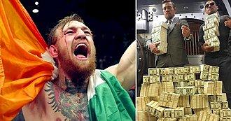 Conor McGregor Pasó de Ser Mendigo a Ganar Dos Cinturones en 3 Años