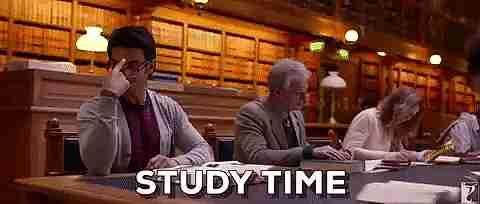 Tiempo de estudiar