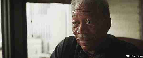 Morgan Freeman gif