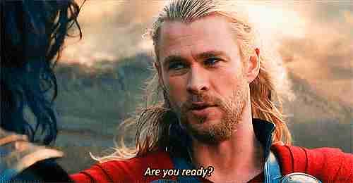 ¿Estás listo?