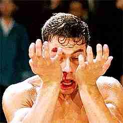 gif jabón en los ojos