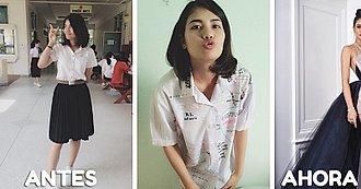 miss Tailandia antes después