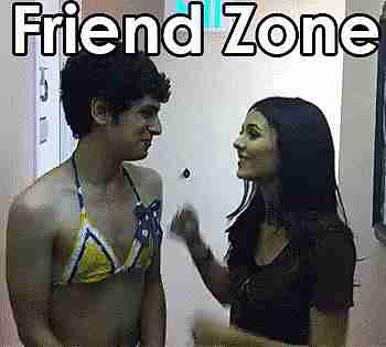 Chico confinado a la friendzone