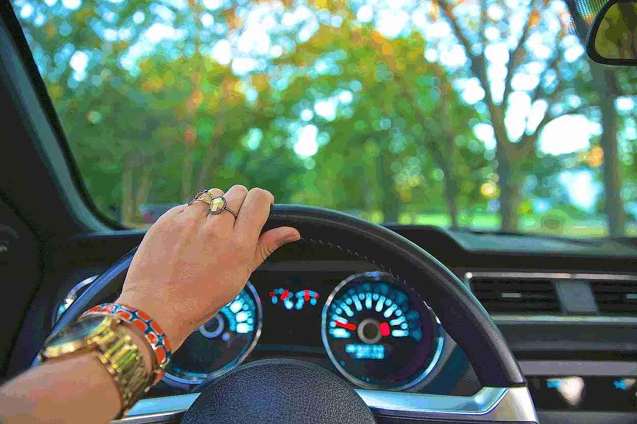 volante móvil