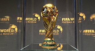 Copa mundial de fútbol